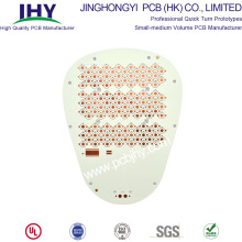 Алюминиевая PCB Taiyo Solder Mask для уличного фонаря
