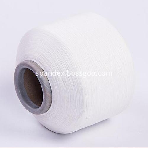 30D high twist spandex covered yarn