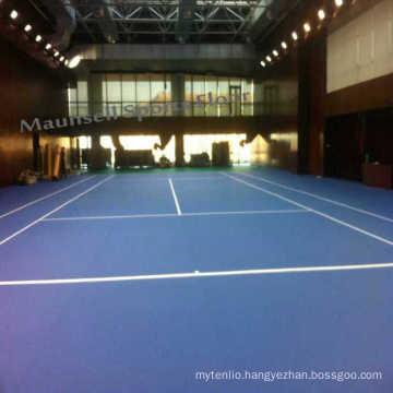 Professional PSP/PVC Outdoor Tennis Sports Flooring
