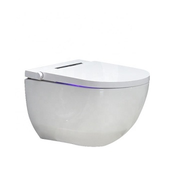 New Model Wall Mounted Smart Wall Hung Toilet