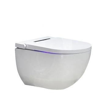Neues Modell Wandmontage Smart Wall Hung Toilette