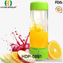 AA Battery or USB Charging Electric Blender Bottle (HDP-0891)