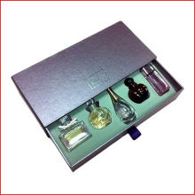 Caja de regalo de joyería caja de perfume