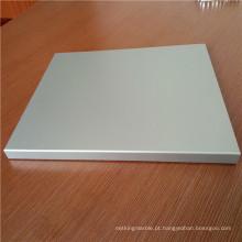 Painéis de favo de mel de alumínio 4'x8 'para uso de elevador