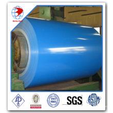 JIS G 3302 Acero de recubrimiento de zinc Dx51d caliente en bobina y rayas