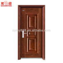 China factory Anti Thief Entry steel main door for apartment up and down lock