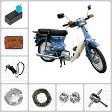 HONDA GLX50 Motorcycle Parts