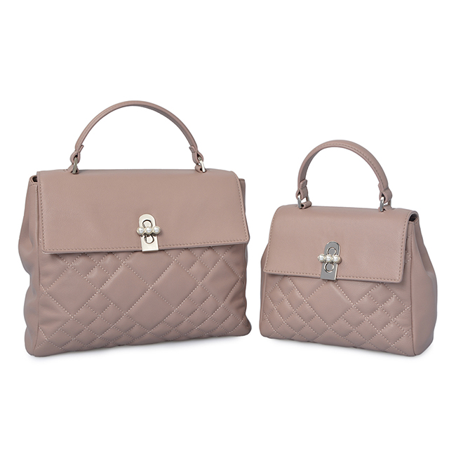leather classy elegance women bag branded tote handbag