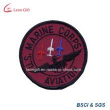 Нас морской вышивка патч логотип дизайн