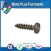 Made in Taiwan Hochwertige Blechschraube Edelstahl Schraubenschlüssel