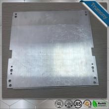 Композитные сверхпроводящие алюминиевые плоские и круглые тепловые трубки
