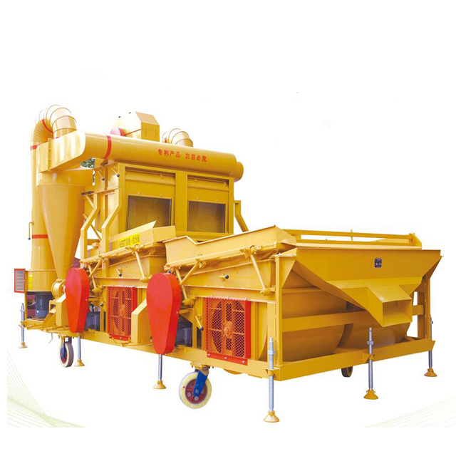 combined grain machine