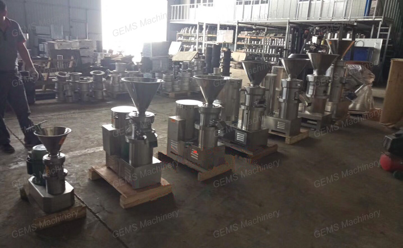 Commerical Almond Milk Maker Processing Machine