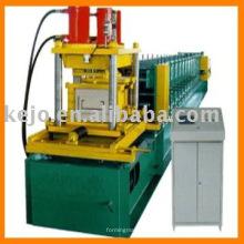 Máquina de moldagem de rolo intercambiada automática para CZ purlin