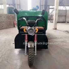 Caminhão elétrico de remoção de poeira de 3 rodas