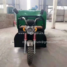 Electric 3 wheels dust-removing cannon truck