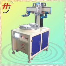 AT HS-260PME / 2 fabricação de impressora de tela com servo motor e transportador