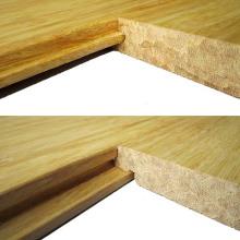 China Manufacture préfinie Strand naturel tissé de bambou