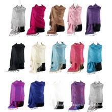 2016 Большой размер Мода вискоза жаккардовый пашмины шарф