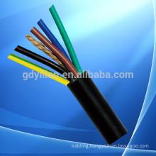 3 core PVC/XLPE insulated Aluminum/Copper core Low voltage power cable for construction