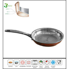 Tri Ply Copper Frying Pan