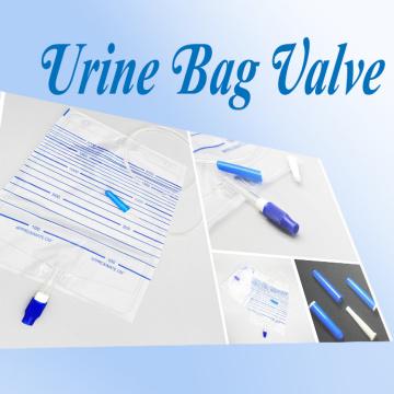 Vannes de poche d'urine Vanne de vidange Vanne de poche de drainage