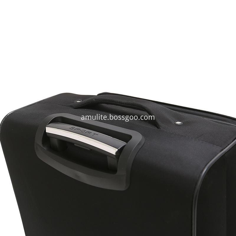 comfortable design trolley luggage