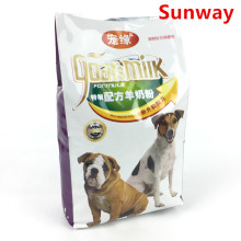 Plastic Pet Food Tasche