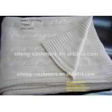 кашемир кабель одеяло