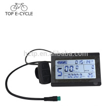 Top e-bike electric bike kit KT LCD-3 ebike display