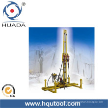 Rock Driller for Stone, Two Hammer, Vertical and Horizontal Drilling