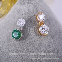 hot sale factory direct price small gold earrings with best quality and low price