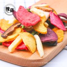 Koschere Zertifikat Seetang Snack Mix Gemüse Chips