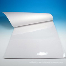 Líquido abrillantador óptico de papel