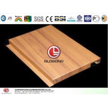 4D Wood Aluminium Panels.