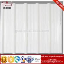 2 Layer White Upvc Blatt Lieferanten Umweltfreundliche Dekorative