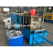 Passed CE and ISO YTSING-YD-0678 Galvanized Steel Z Purlin Frame Making Machine