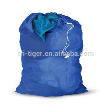 Bolsa de lavado de lavandería profesional de malla neta para lavar ropa y secar ropa, toallas, ropa de cama