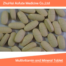 Multivitamin and Mineral Tablet