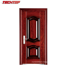 TPS-027 New Design Metal Door Iron Steel Security Door