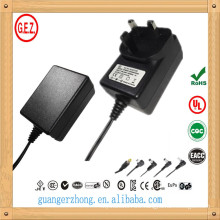 2 years warranty adapter 18v 2000ma power adapter