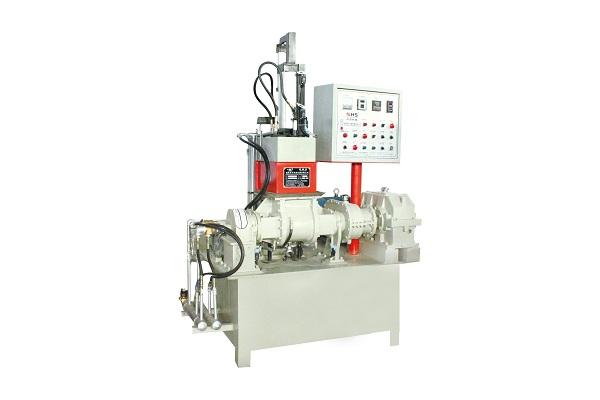 3L Rubber Plastic internal kneader mixer machine5