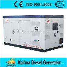Gran venta ! Generador silencioso 200kw con motor CUMMINS NTA855-GA