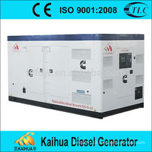 Hot sale ! 200kw Silent generator with cummins engine NTA855-GA