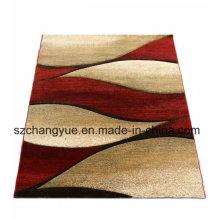 Tapete de lã com lantejoulas
