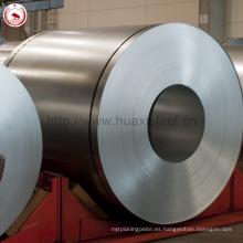 Rolling Shutter Usado Laminado en frío de banda de acero suave con alta precisión dimensional
