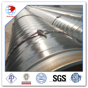 PE Coated Carbon Hot Rolled Steel Pipe