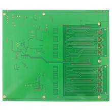 Ultrasonic flow meter printed circuit boards
