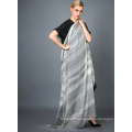 Alashan Yarn Dye Cashmere Scarf, doux / texture luxueuse