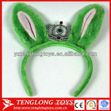 Lovely soft plush Alice band for kids